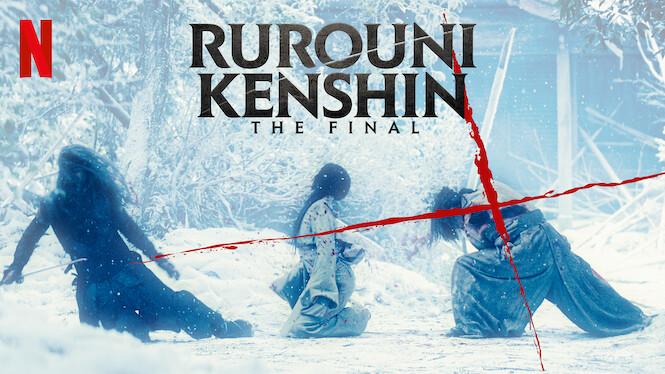 Rurouni Kenshin: The Final on Netflix AUS/NZ