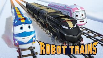 Robot Trains (2018)