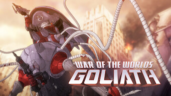 War of the Worlds: Goliath (2012)