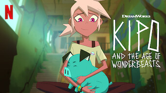 Kipo and the Age of Wonderbeasts (2020)