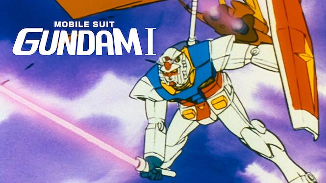 Mobile Suit Gundam I on Netflix AUS/NZ