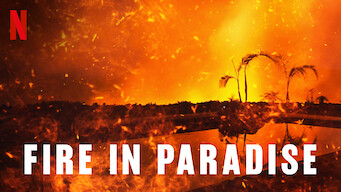 Fire in Paradise (2019)