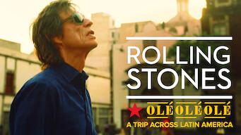 The Rolling Stones: Olé Olé Olé! A Trip Across Latin America (2016)
