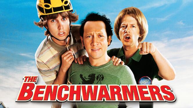 The Benchwarmers on Netflix AUS/NZ