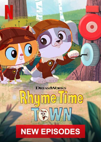 Rhyme Time Town on Netflix AUS/NZ