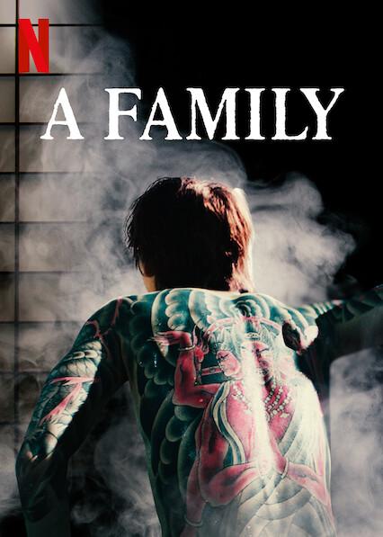 A Family on Netflix AUS/NZ