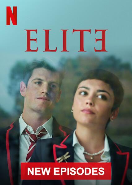 Elite on Netflix AUS/NZ