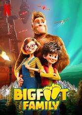 Search netflix Bigfoot Family