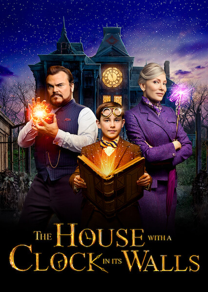 The House with a Clock in Its Walls on Netflix AUS/NZ