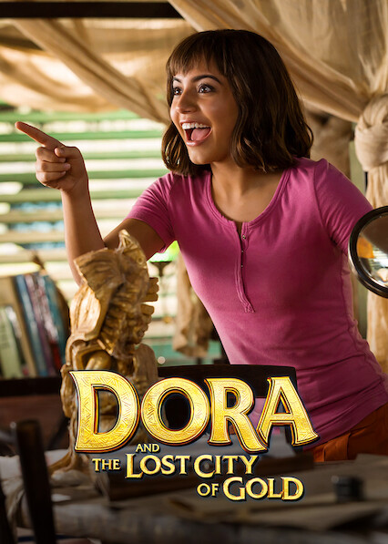 Dora and the Lost City of Gold on Netflix AUS/NZ