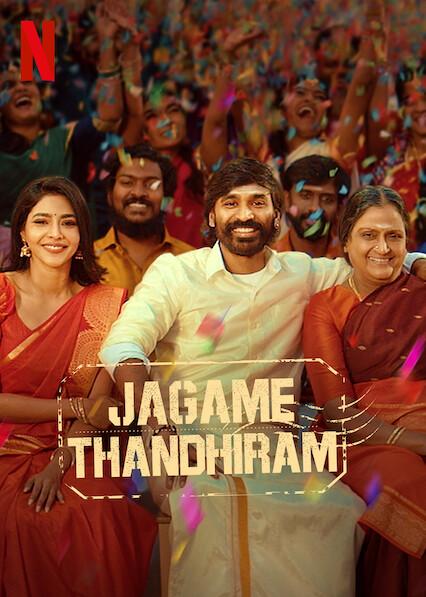 Jagame Thandhiram on Netflix AUS/NZ